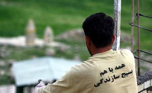 انتقاد مسئول بسیج سازندگی استان از مسئولان وفرماندار درمنطقه سیل زده زهکلوت
