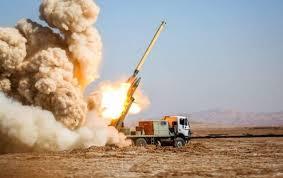 نخستین تصاویر از حمله پهپادی و موشکی سپاه پاسداران انقلاب اسلامی به مواضع ضدانقلاب در اقلیم کردستان عراق