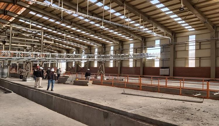 کارخانه فولاد راور در انتظار بهره برداری  آب همچنان مهمترین مشکل صنایع فولاد