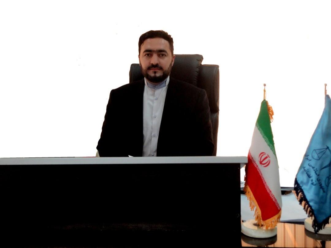 ابوالفضل فرحبخش به عنوان رئیس دادگستری شهرستان راور کرمان منصوب شد
